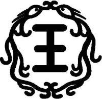 児童帽子徽章