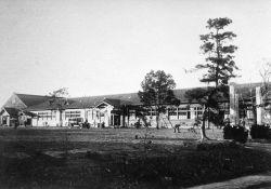 増築第一校舎落成記念式